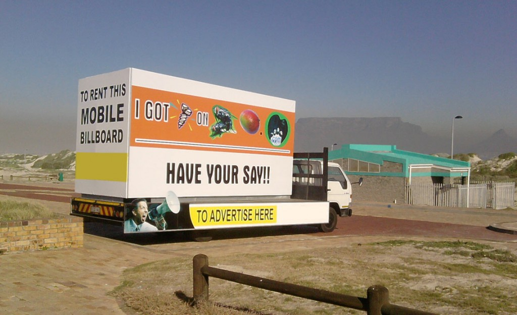 Mobile-Billboards