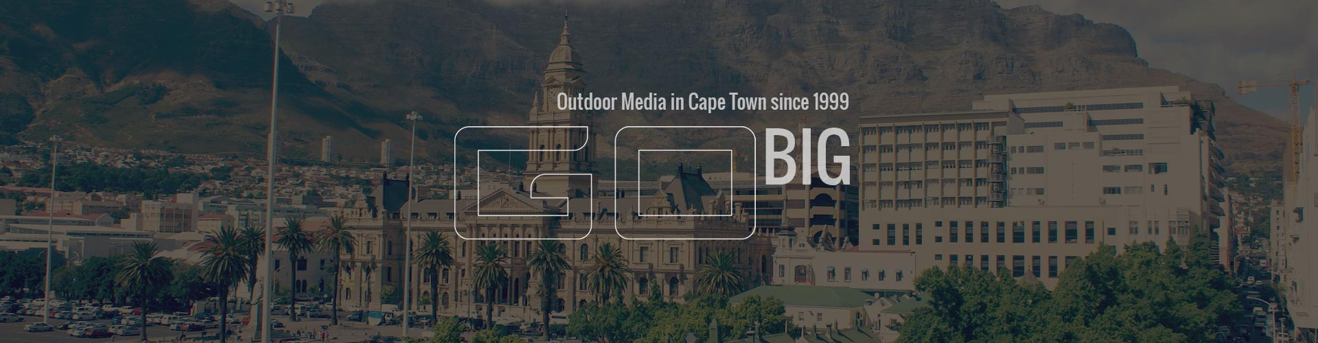 outdoor advertising in Cape Town